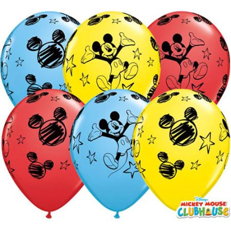 Ballon Mickey Latex