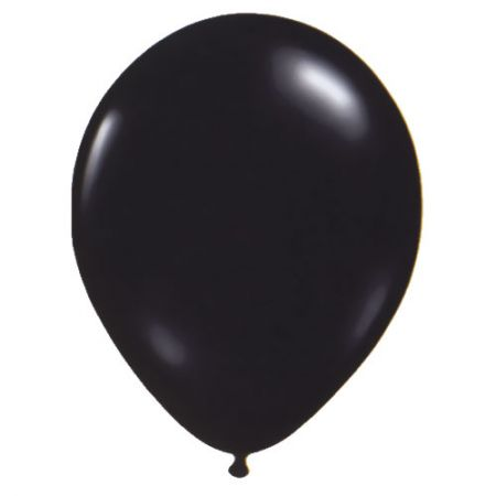 Ballon Noir (Onyx black)