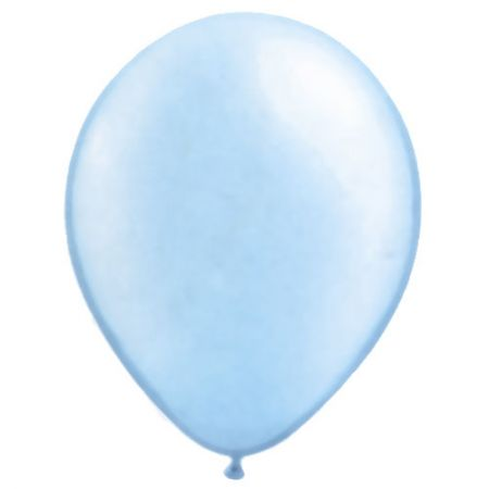 Ballon Blue Leger Perlé (Light Blue)