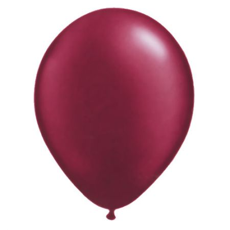 Ballon Bordeaux Perlé (Burgundy)