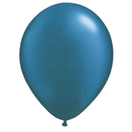 Ballon bleu nuit Perlé (Midnight Blue)