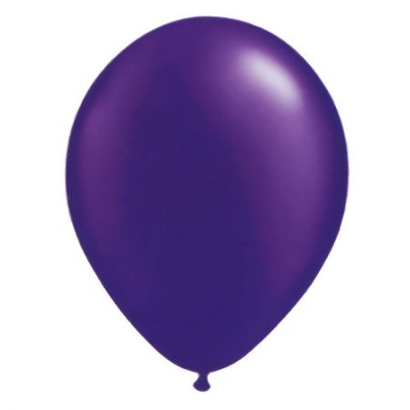 Ballon Violet Perlé (Quartz Purple)