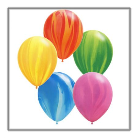 Ballon Assortiment Agathe