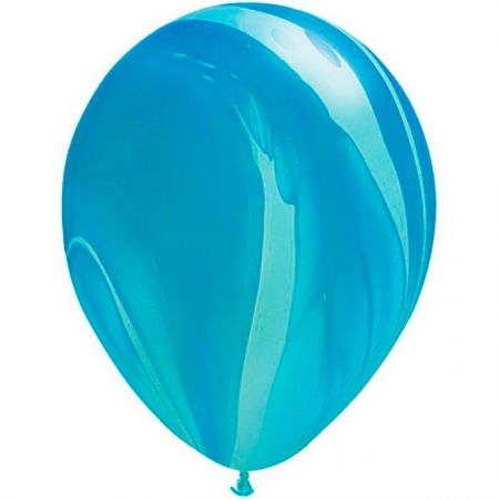 Ballon Bleu (Blue rainbow)