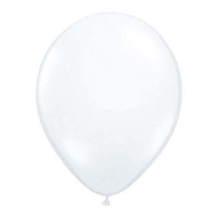 Ballon transparent cristal