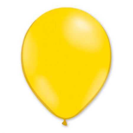 Ballon jaune d'or