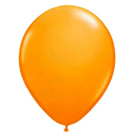 Ballon orange STD
