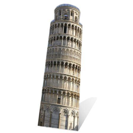 La tour de pise - Taille de la tour de pise ...