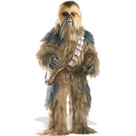 Déguisement Chewbacca Collector (Star Wars) homme