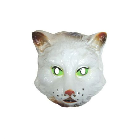 Masque dur enfant - Chat