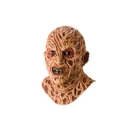 Masque Freddy Krueger™ 3/4 en vinyle adulte