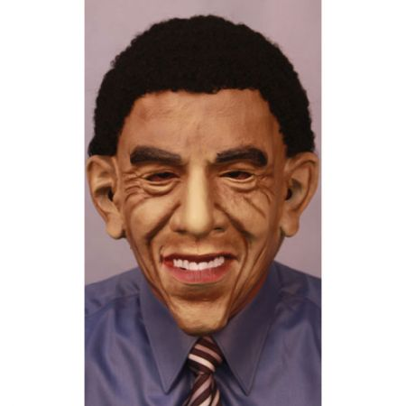 Masque adulte souple Obama
