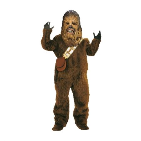 Déguisement Chewbacca luxe (Star Wars) homme