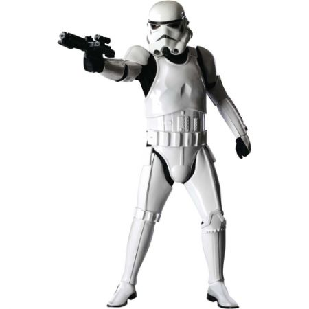 Déguisement Stormtrooper Collector (Star Wars) homme