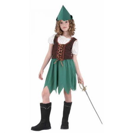 D guisement robin des bois fille - Deguisement robin des bois fille ...