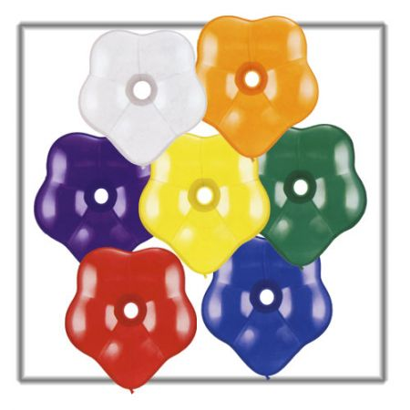 Ballon Blossom Assortiment Cristal