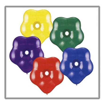 Ballon Blossom Assortiment Radiant Cristal