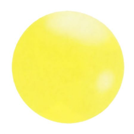 Ballon Géant Jaune (Yellow)