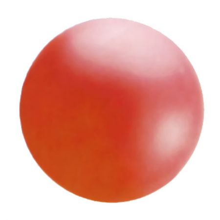 Ballon Géant Rouge (Red)