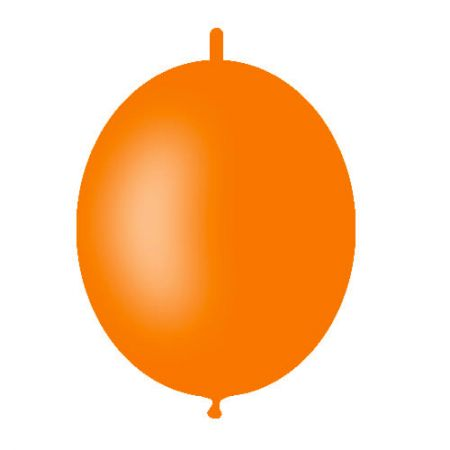 Ballon Link o Loon Orange