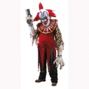 "deguisement adulte-Déguisement ""Creature Reacher"" Clown Giggles homme Halloween"