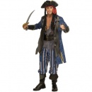 deguisement adulte-Déguisement Capitaine Pirate homme